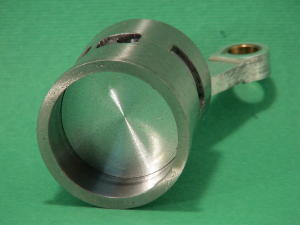 Cylinder/Piston JBA 0.39 Ring