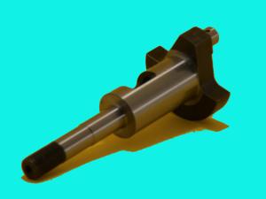 Albero Motore JBA 0.52