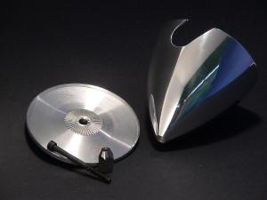 """Ogive aluminium 83mm. 3,25"""""""