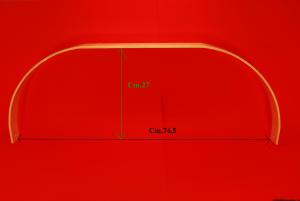 Carrello Extra Alluminio Classe 150