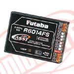 RX Futaba R 6014HS 2,4G