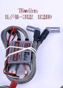 Doppia Centralina elettronica 1/4-32 120