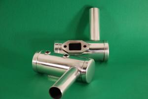 Silenziatore per  50cc - 55cc  benzina (JBA - DLE)