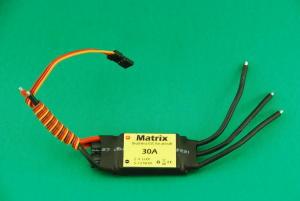 Regolatore Matrix  30A