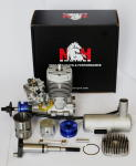 NGH Engines 17 cc Benzina