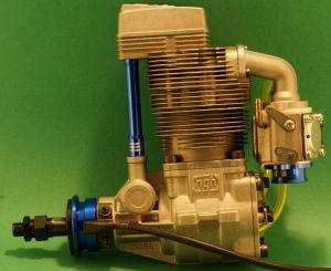 NGH GF 38cc benzina 4T