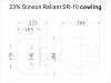 "Stinson Reliant - 115"""
