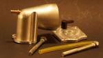 Tromboncino aria carburatore Walbro DLA 116