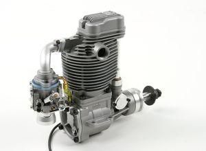 NGH GF 30cc 4T - marmitta inclusa