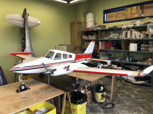 Cessna 310 Cymodel