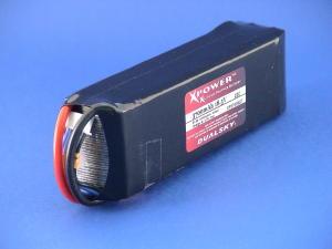 LiPo 18,5 V. 3700 mAh. 22C